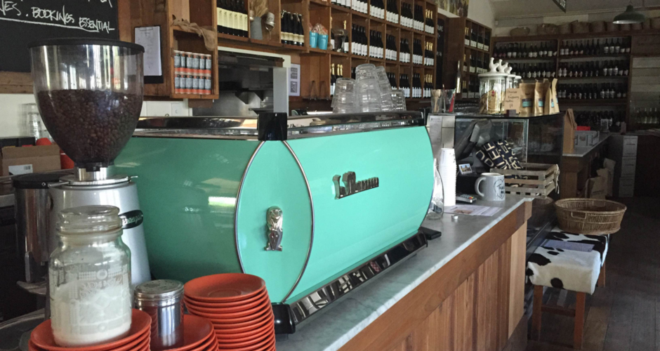 la-marzocco-at-Merricks-Genral-Store
