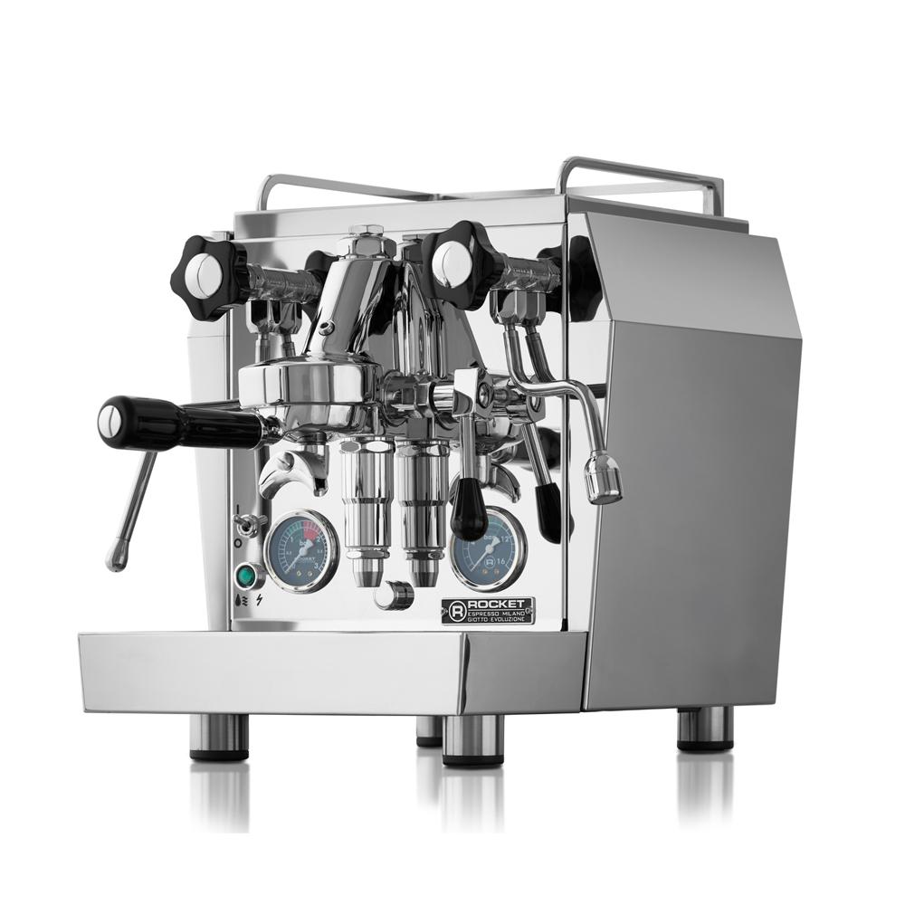 Rocket Giotto Evoluzione R Coffee Machine Technologies